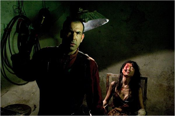 Hostel : photo Eli Roth, Rick Hoffman