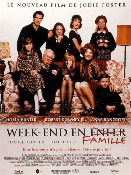 Week-end en famille : Affiche Anne Bancroft, Claire Danes, Dylan McDermott, Geraldine Chaplin, Holly Hunter