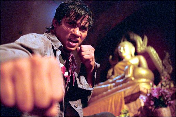 Tom yum goong : photo Prachya Pinkaew, Tony Jaa