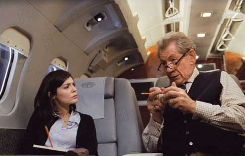 Da Vinci Code : Photo Audrey Tautou, Ian McKellen, Ron Howard