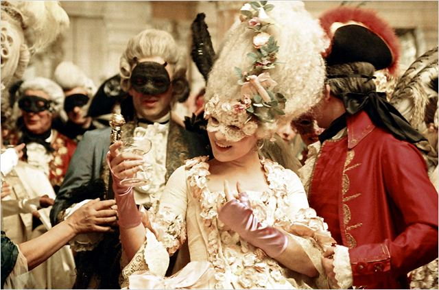 Marie-Antoinette : Photo Sofia Coppola