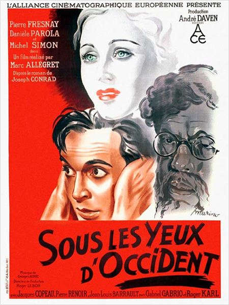 Sous les yeux d'Occident FRENCH DVDRiP [Multi]