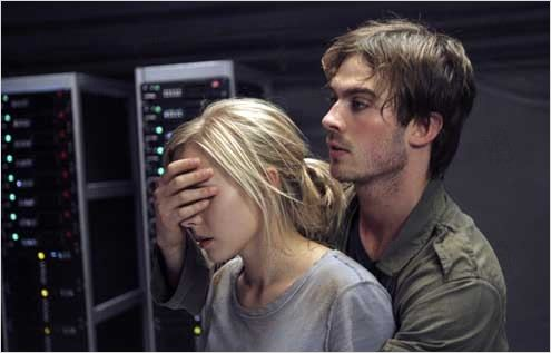 Pulse : photo Ian Somerhalder, Jim Sonzero, Kristen Bell