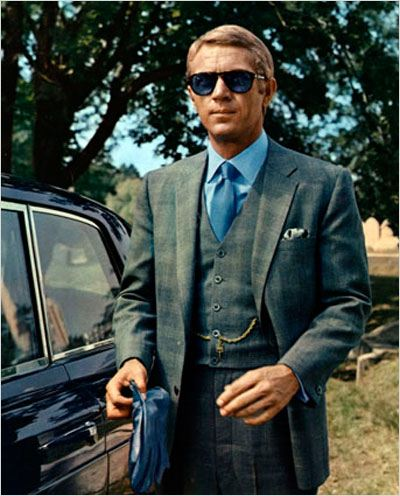 L'Affaire Thomas Crown : Photo Norman Jewison, Steve McQueen