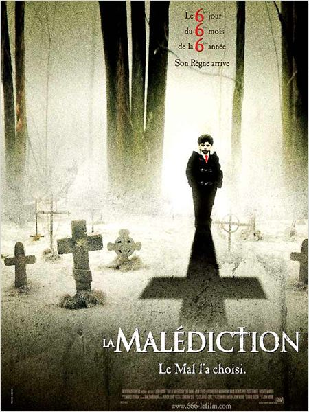 666 la malédiction : affiche John Moore