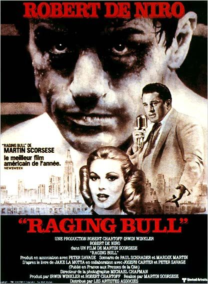 Raging Bull : affiche