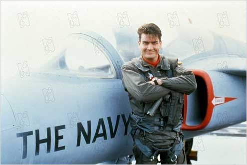 Hot Shots! : photo Charlie Sheen, Jim Abrahams