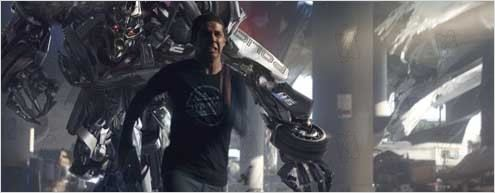 Transformers : photo Michael Bay, Shia LaBeouf