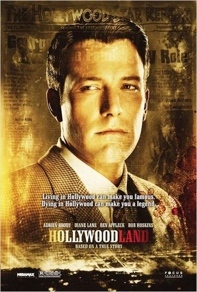 Hollywoodland : affiche Allen Coulter, Ben Affleck