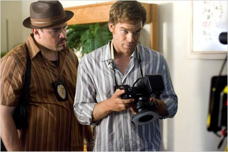 Dexter : Photo David Zayas, Michael C. Hall