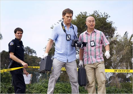 Dexter : Photo C.S. Lee, Michael C. Hall