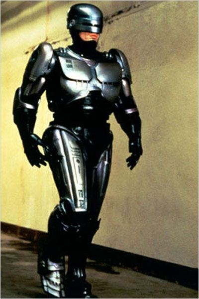 Robocop : photo Paul Verhoeven