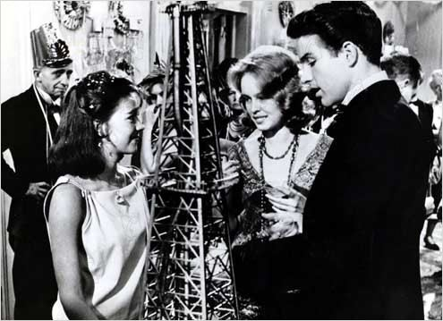 La Fièvre dans le sang : Photo Elia Kazan, Natalie Wood, Warren Beatty