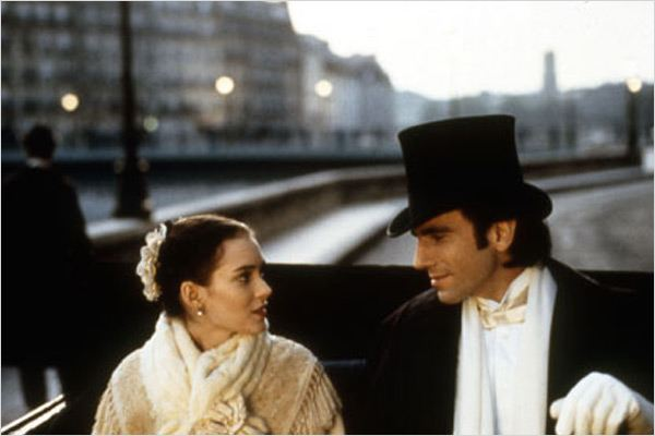 Le Temps de l'innocence : Photo Daniel Day-Lewis, Winona Ryder