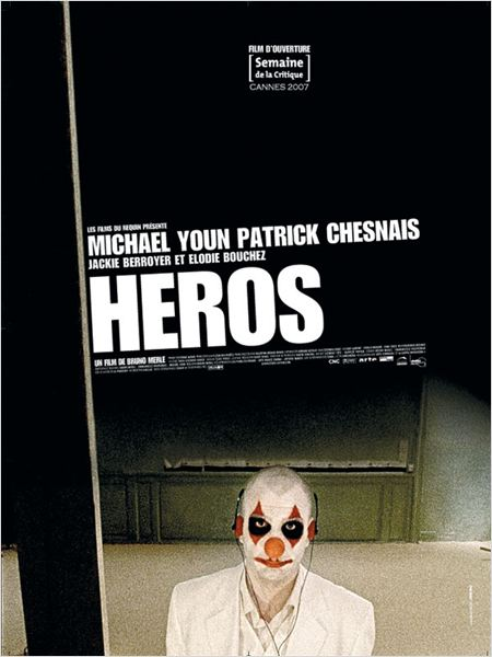 H&#233;ros : affiche Bruno Merle, Micha&#235;l Youn