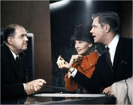 Diamants sur canapé : Photo Audrey Hepburn, Blake Edwards, George Peppard, John McGiver