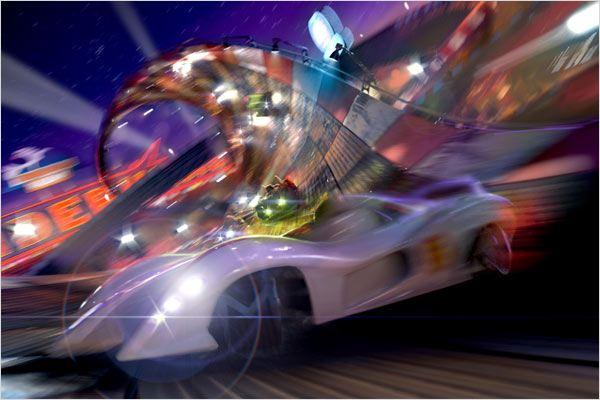 Speed Racer : Photo Andy Wachowski, Lana Wachowski