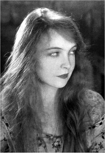 Le Vent : photo Lillian Gish, Victor Sj&#246;strom