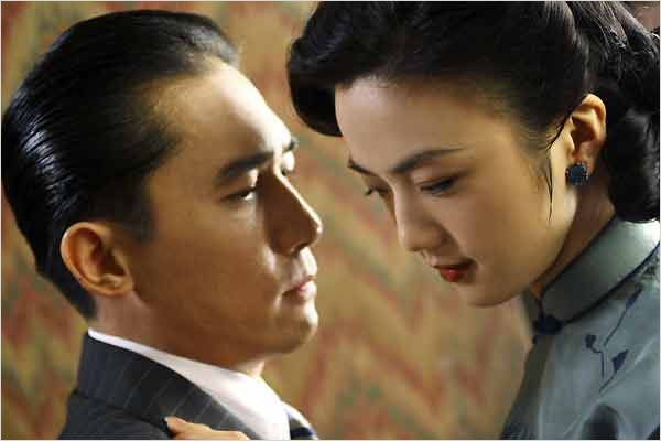 Lust, Caution : Photo Ang Lee, Tang Wei, Tony Leung Chiu Wai