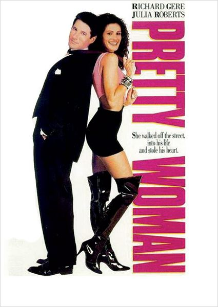 Pretty Woman : affiche Garry Marshall, Julia Roberts, Richard Gere