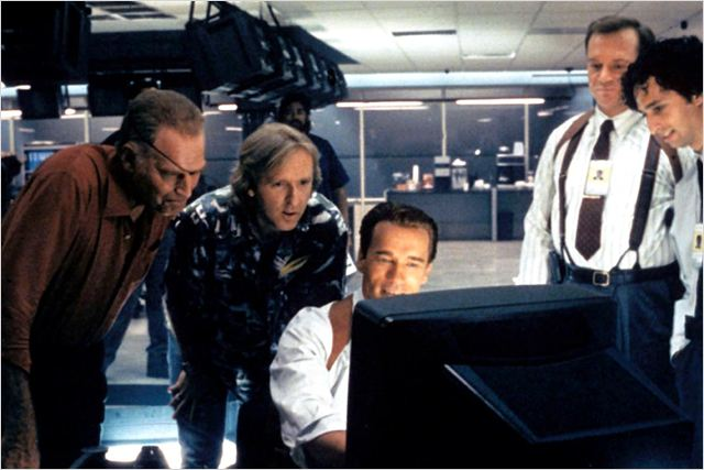 True Lies : photo James Cameron