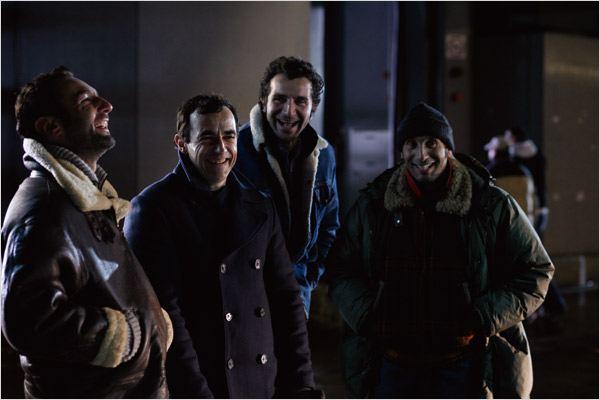 Paris : Photo Albert Dupontel, Gilles Lellouche, Zinedine Soualem