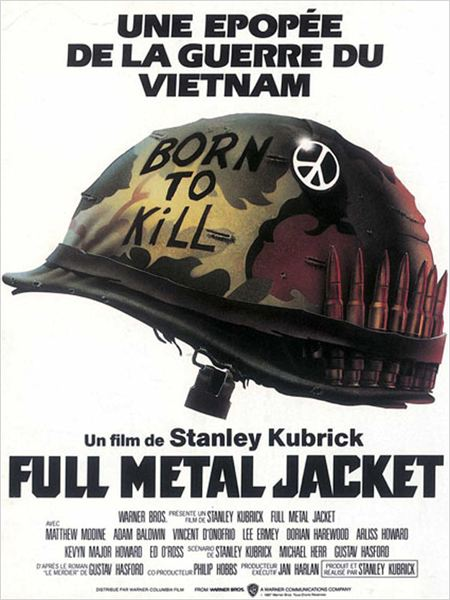 bande originale, musiques de Full Metal Jacket