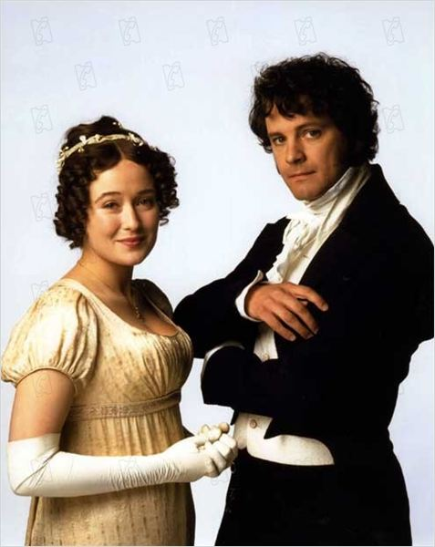 Orgueil et préjugés (TV) : photo Colin Firth, Jennifer Ehle, Simon Langton