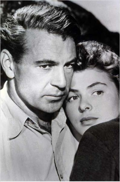 Pour qui sonne le glas : photo Gary Cooper, Ingrid Bergman, Sam Wood