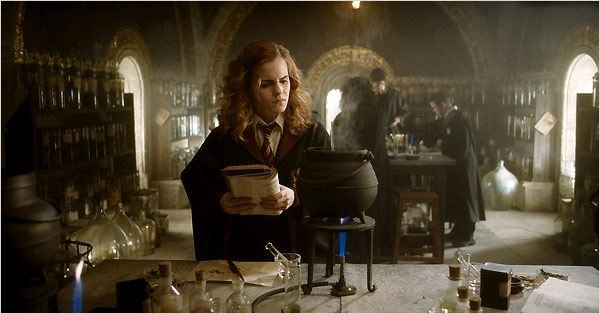 Harry Potter et le Prince de sang mêlé : Photo David Yates, Emma Watson, J.K. Rowling