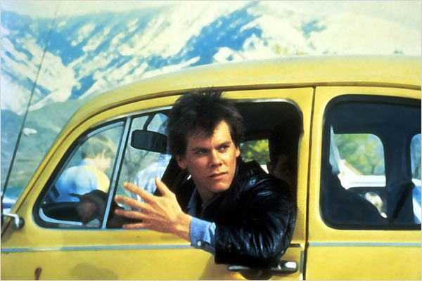 Footloose : Photo Herbert Ross, Kevin Bacon
