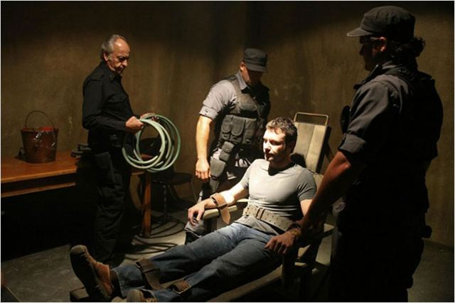 Prison Break : Photo Chris Vance, Leon Russom