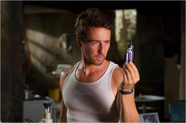 L'Incroyable Hulk : Photo Edward Norton