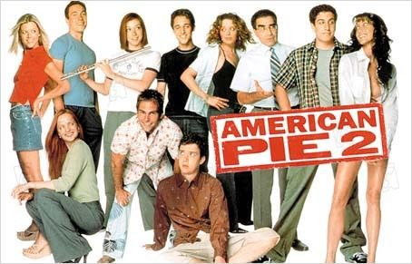 American Pie 2 : photo Chris Klein, Eddie Kaye Thomas, James B. Rogers, Jason Biggs, Seann William Scott