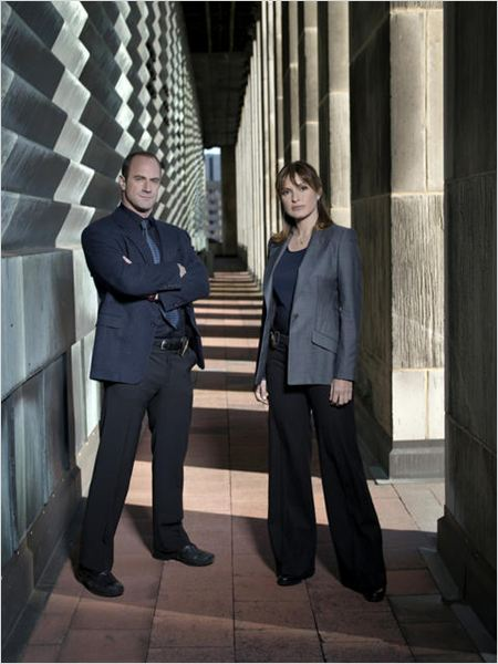 New York Unité Spéciale : Photo Christopher Meloni, Mariska Hargitay