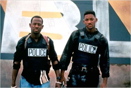 Bad Boys : Photo Martin Lawrence, Michael Bay, Will Smith
