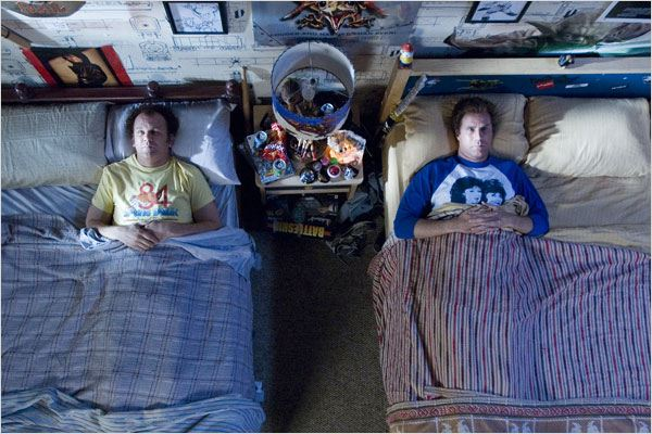 Frangins malgré eux : photo Adam McKay, John C. Reilly, Will Ferrell