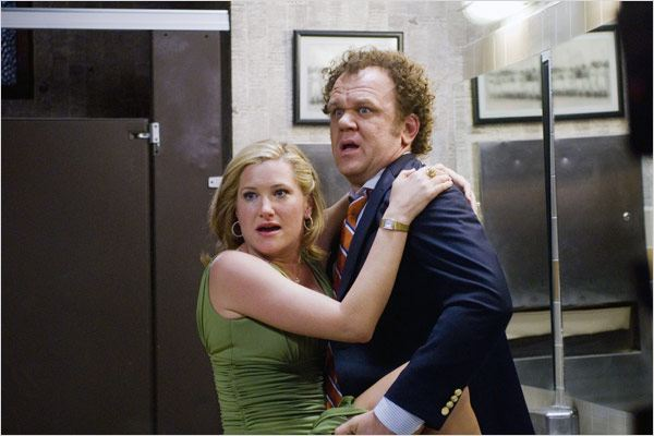 Frangins malgré eux : Photo Adam McKay, John C. Reilly, Kathryn Hahn