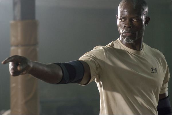 Never Back Down : photo Djimon Hounsou, Jeff Wadlow