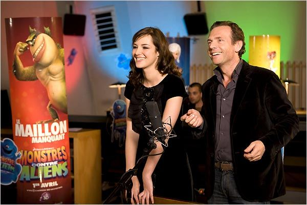 Monstres contre Aliens : photo Conrad Vernon, Louise Bourgoin, Rob Letterman, Stéphane Freiss
