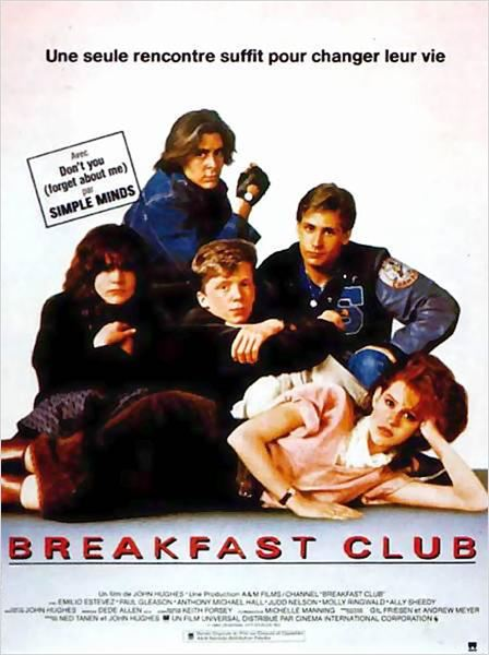 Breakfast Club : Affiche