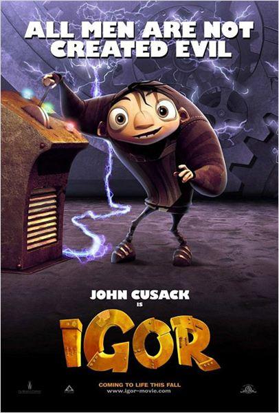 Igor en streaming