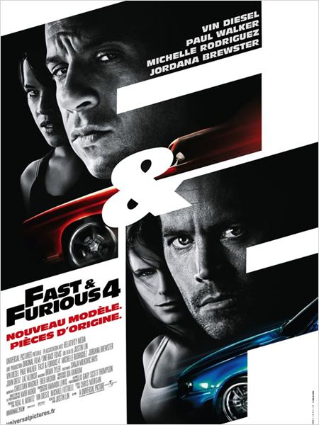 bande originale, musiques de Fast and Furious 4