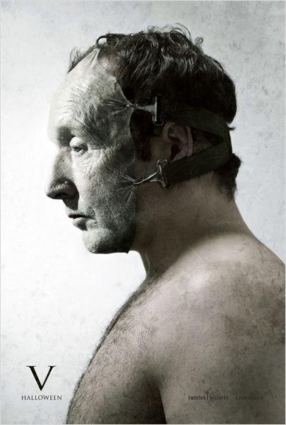 Saw 5 : affiche David Hackl, Tobin Bell