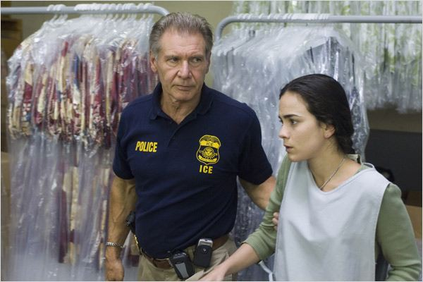 Droit de passage : photo Alice Braga, Harrison Ford, Wayne Kramer