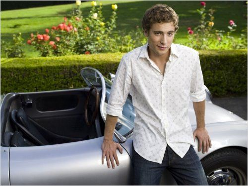 90210 Beverly Hills Nouvelle Génération : photo Dustin Milligan