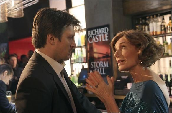 Castle : Photo Nathan Fillion, Susan Sullivan