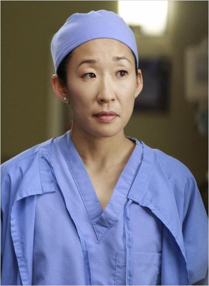 Grey&#39;s Anatomy : photo Sandra Oh
