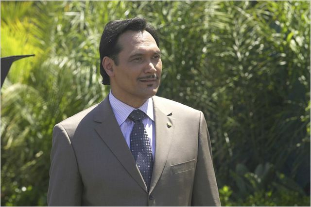Dexter : Photo Jimmy Smits