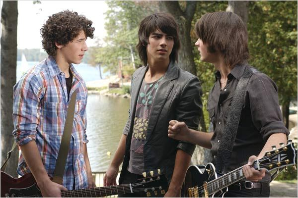 Camp Rock : photo Joe Jonas, Matthew Diamond, Nick Jonas, Paul Kevin Jonas